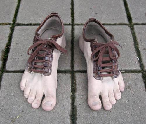 Rick Astley's Shoes